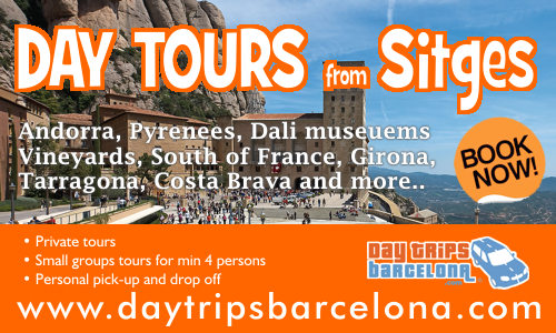 Day Tours from Sitges